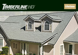 Timberline High Definition Roof Shingles